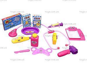 Детский набор инструментов «Доктор», 023AB, магазин игрушек