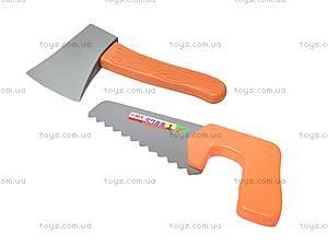 Детский набор инструментов с каской, 666-12, купить