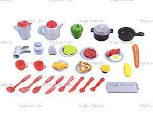 Детский набор «Кухня» с аксессуарами, 663G, отзывы