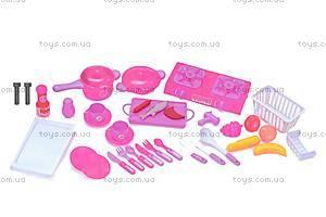 Детский набор «Кухня с посудой», 008-55, отзывы