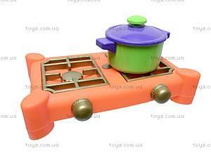 Детский набор «Плита с посудой», , отзывы