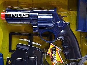 Детский набор полицейского, 33520, фото