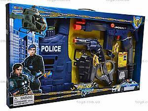 Детский набор полицейского, 33520