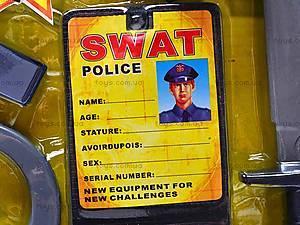 Детский набор полицейского, 33520, отзывы