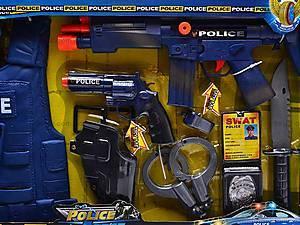 Детский набор полицейского, 33520, цена