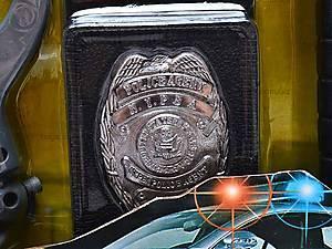 Детский набор полицейского, 33520, детские игрушки