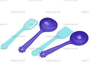 Детский набор посуды с подносом, 39146, отзывы