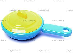 Детский набор посуды «Юная хозяюшка», 04814, отзывы