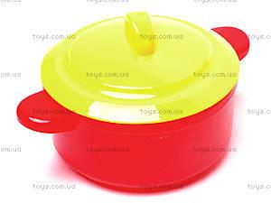 Детский набор посуды «Юная хозяюшка», 04814, цена