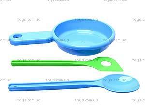Детский набор посуды «Юная хозяюшка», 04814, іграшки