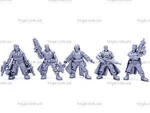 Детский набор солдатиков «Повстанцы», 362, игрушки