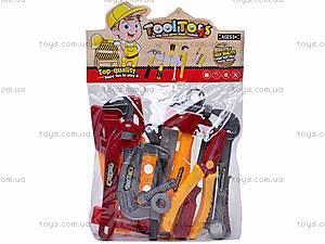 Детский набор строительных инструментов, 0766-5, купить