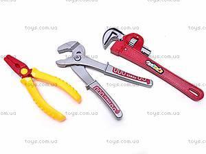 Детский набор строительных инструментов, 0766-5, отзывы