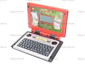Детский ноутбук «Маленький гений», 7038