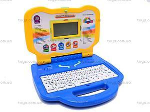 Детский ноутбук с микрофоном и мышкой, BSS002B E/R