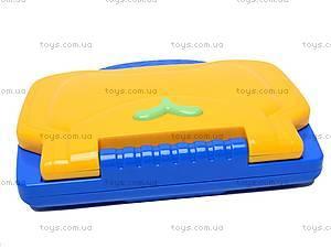 Детский ноутбук с микрофоном и мышкой, BSS002B E/R, toys.com.ua
