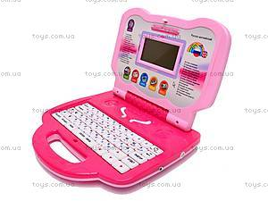 Детский ноутбук «Умная Принцесса», BSS002A ER, фото
