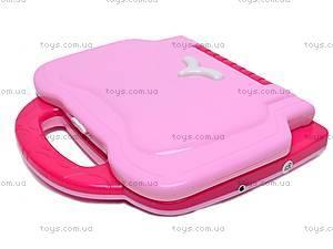 Детский ноутбук «Умная Принцесса», BSS002A ER, детские игрушки