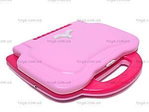 Детский ноутбук «Умная Принцесса», BSS002A ER, магазин игрушек