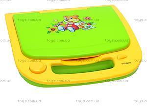 Детский ноутбук «Всезнайка» с мышкой, N82, фото