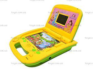Детский ноутбук «Всезнайка» с мышкой, N82, отзывы