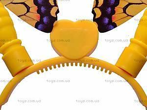 Детский обруч «Бабочки», 1430-11, купить
