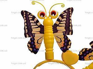Детский обруч «Бабочки», 1430-11, отзывы