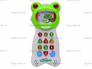 Детский обучающий телефон, FR352
