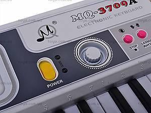 Детский орган, 37 клавиш, MQ3709A, цена