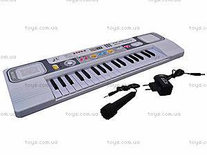 Детский орган, 37 клавиш, MQ3709A, детские игрушки