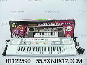 Детский орган, 37 клавиш, MQ3709A