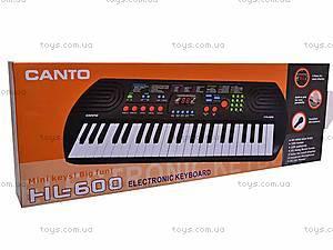 Детский орган классический, HL-600, купить