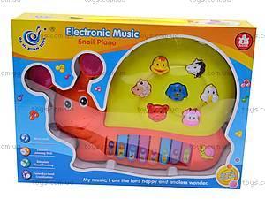 Детский орган «Музыкальная Улитка», 223, фото