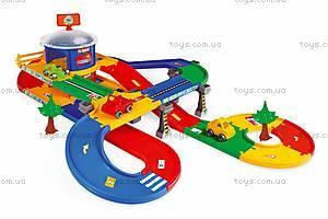 Детский паркинг «Kid Cars 3D» с трассой 5,5 м, 53130