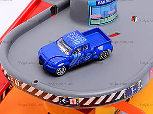 Детский паркинг, с автомойкой, P2388A-1, фото