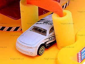 Детский паркинг, с автомойкой, P2388A-1, цена