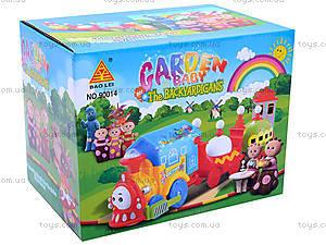 Детский паровозик , 90014, детские игрушки