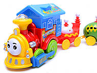 Детский паровозик , 90014, toys.com.ua