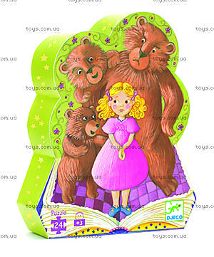Детский пазл «Маша и медведи», DJ07211