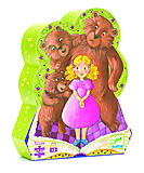 Детский пазл «Маша и медведи», DJ07211, фото