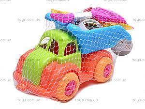 Детский песочный набор, 8 предметов, KZ-6176, игрушки