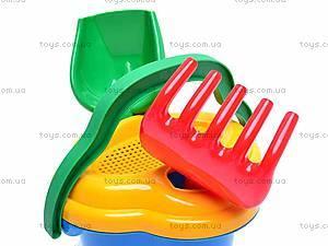Детский песочный набор «Колокольчик», 0978cp0070701062, игрушки