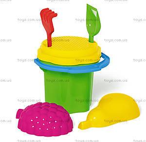 Детский песочный набор, с пасками, 01206