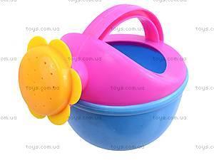 Детский песочный набор с тележкой, 6010, toys.com.ua