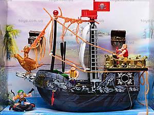 Детский пиратский корабль, 50828D, отзывы