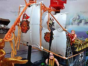 Детский пиратский корабль, 50828D, игрушки
