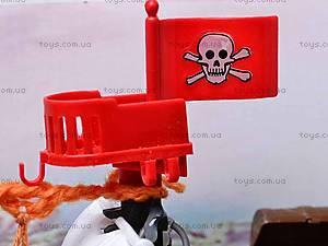 Детский пиратский корабль, 50828D, детские игрушки