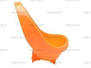 Детский писсуар, оранжевый,