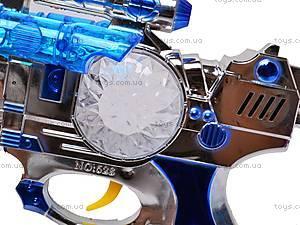 Детский пистолет, 8 звуков, 528, фото