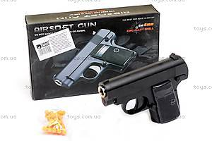 Детский пистолет Airsoft Gun, G9, фото